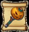 Maces Pumpkin Smasher Blueprint