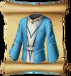 Clothes Sacred Tunic Blueprint