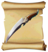 Daggers Hunting Knife Blueprint