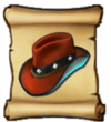 Hats Cowboy Hat Blueprint