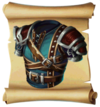 Vests Pirate Armor Blueprint