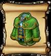 Clothes Celtic Coat Blueprint
