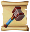 Maces Sledgehammer Blueprint