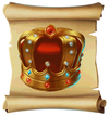 Hats Golden Crown Blueprint
