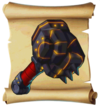 Maces Hammer Fist Blueprint
