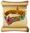 Hats Runic Tiara Blueprint