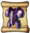 Armors Dark Silver Armor Blueprint