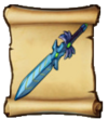 Swords Blade Of Power Blueprint