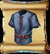 Clothes Tunic Blueprint