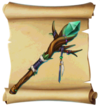 Staves Forest Wand Blueprint