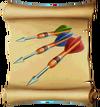 Projectiles Darts Blueprint