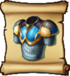 Armors Chainmail Blueprint