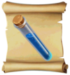 Potions Mana Vial Blueprint