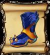 Boots Hallowed Stomper Blueprint
