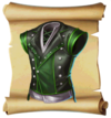 Clothes Mage Doublet Blueprint