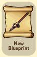 ItemBlueprintUnlockedBone Spear