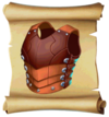Vests Hide Armor Blueprint