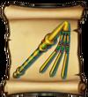 Maces Pharaoh Flail Blueprint
