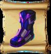 Boots Adamantium Boots Blueprint