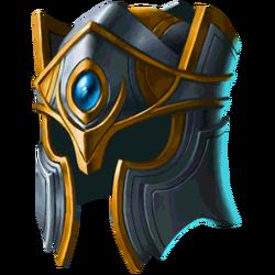 Helmets Golden Helm
