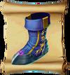 Boots Magic Riders Blueprint
