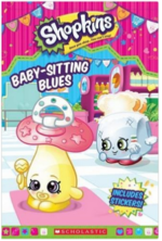Baby-Sitting Blues Book