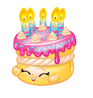 How To Color Shopkins Season Birthday Cakes