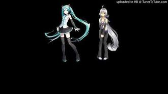 Ievan Polkka Miku and Haku-1