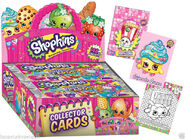 Shopkins Trading Cards