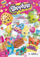 Shopkins Issue 1 Cover