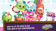 Shopkins Spree Banner