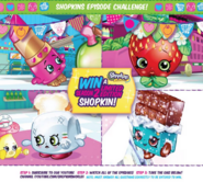 Shopkins Episode Challenge Quiz