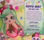 Peppamint packaging