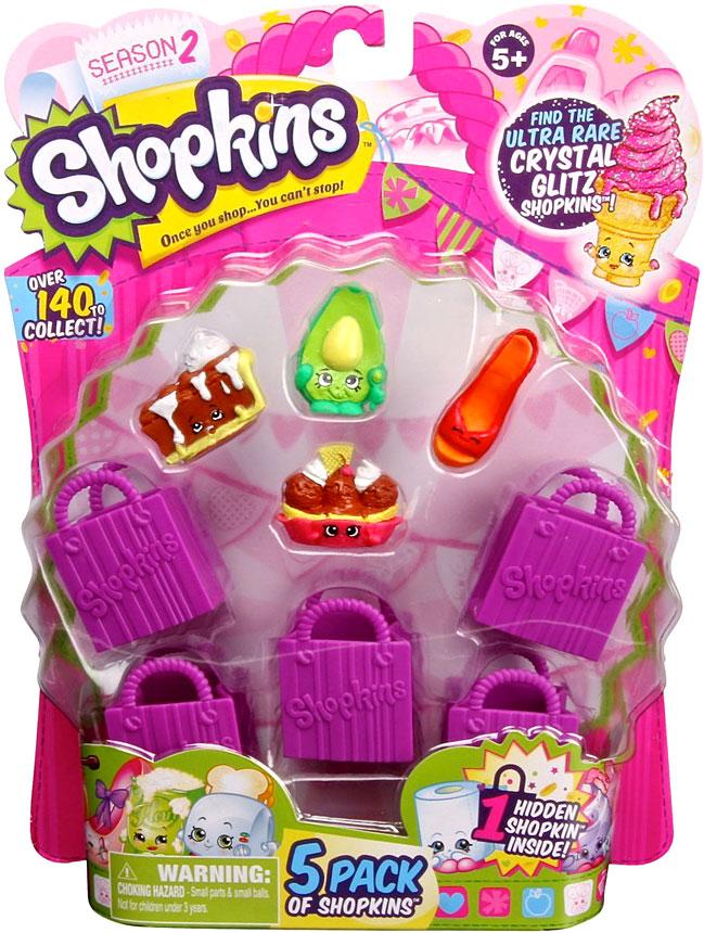Shopkins season 5 2pk