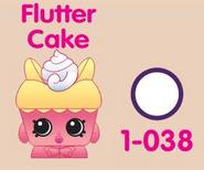Flutter Cake Original