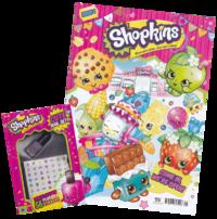 Shopkins Magazine Issue 1 Gifts