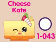 Cheese Kate Variant