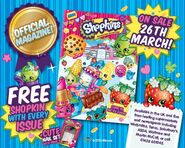 Shopkins Magazine Issue 1 Preview