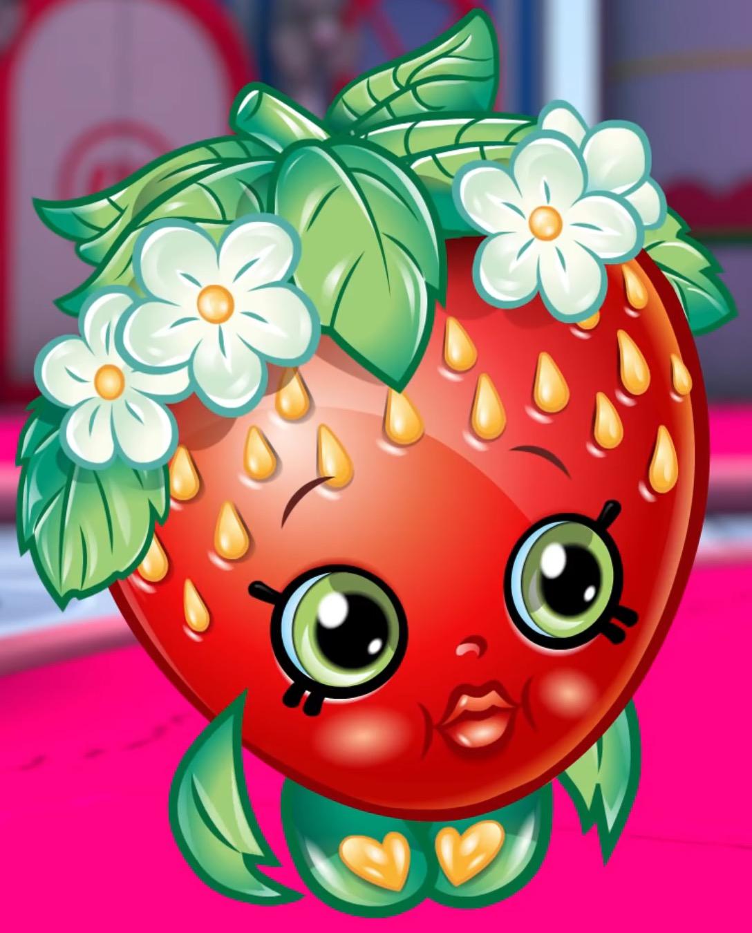 Strawberry Kiss Shopkins Cartoon Wiki FANDOM powered