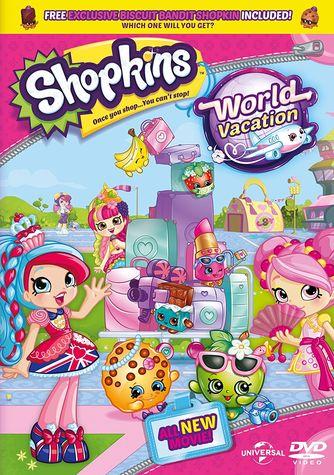 Shopkins World Vacation