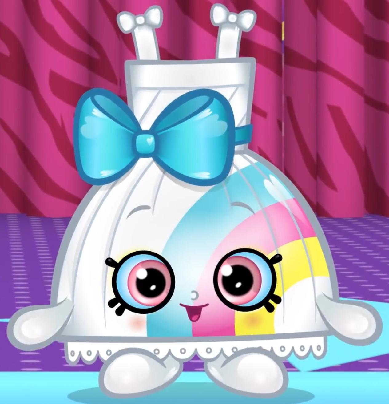 celeste rainbow dress shopkins cartoon wiki fandom powered by wikia
