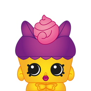 839 Flutter-Cake-Rarity Exclusive