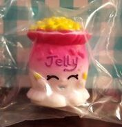 Jelly b food fair pink toy