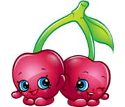 Cheeky cherries art official