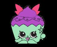 Sarah Fairy Cake Mint