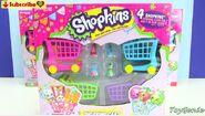Shopping cart sprint game