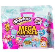 Shopkins mega fun pack