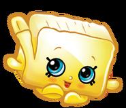 Betsy butter art