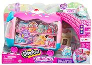 Play 'n' Display Cupcake Van Boxed