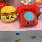 Plush cheezey b and chatter